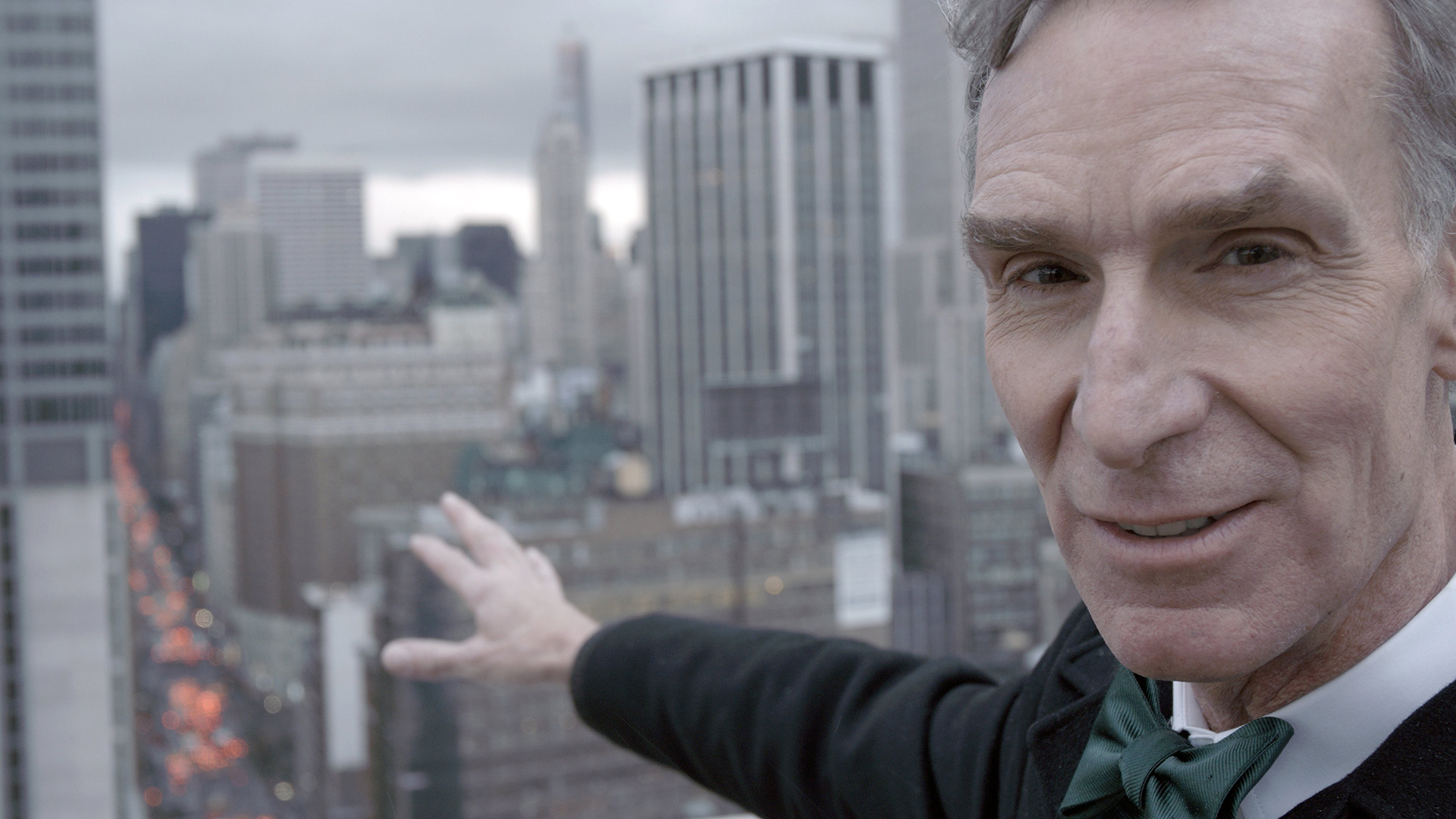 Bill Nye is a man on a mission in new POV documentary
