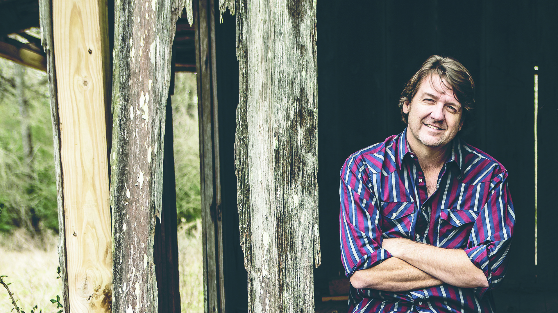 Texas country icon Bruce Robison gets raw on long-awaited new solo album