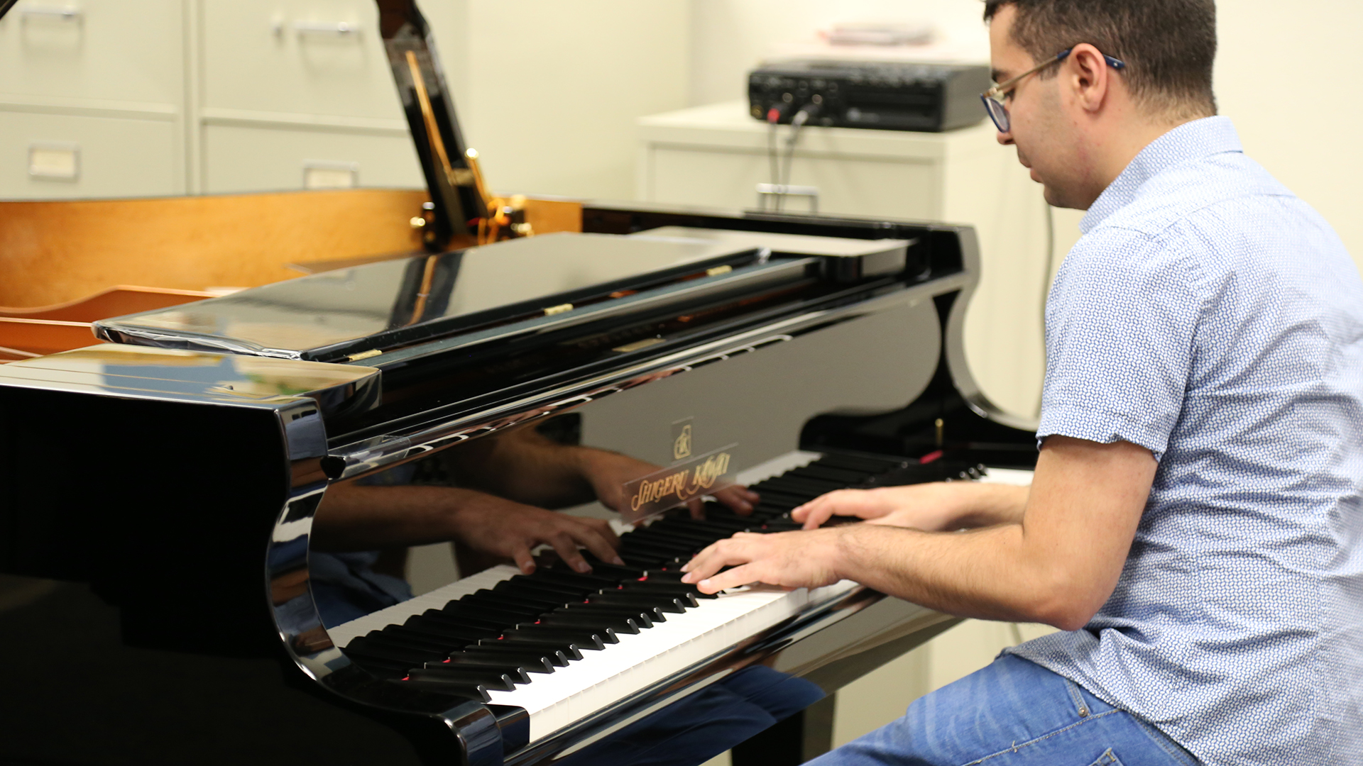 New piano concert series kicks off Tuesday at Amarillo College