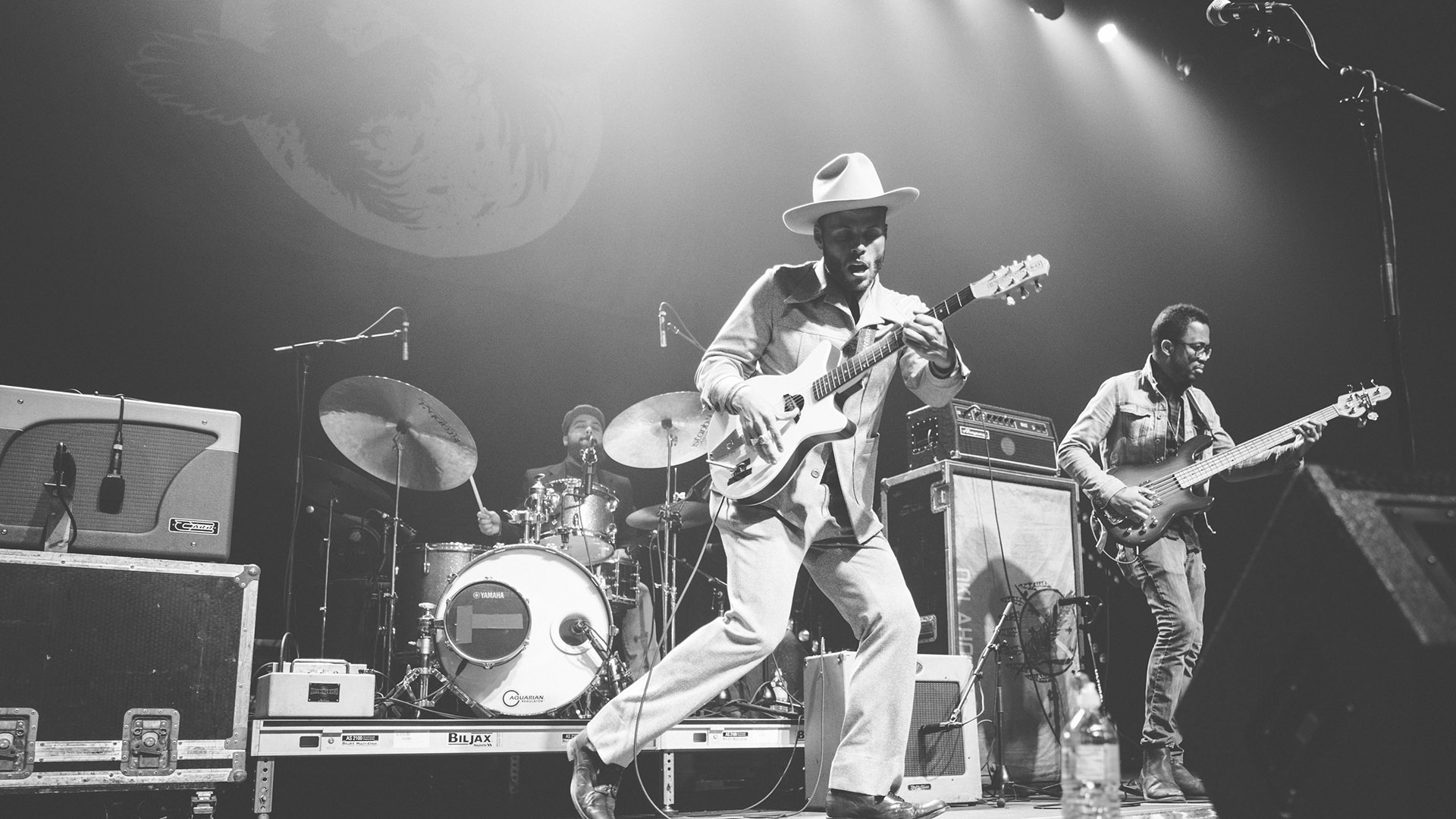 Charley Crockett on his journey from street performer to Texas blues star