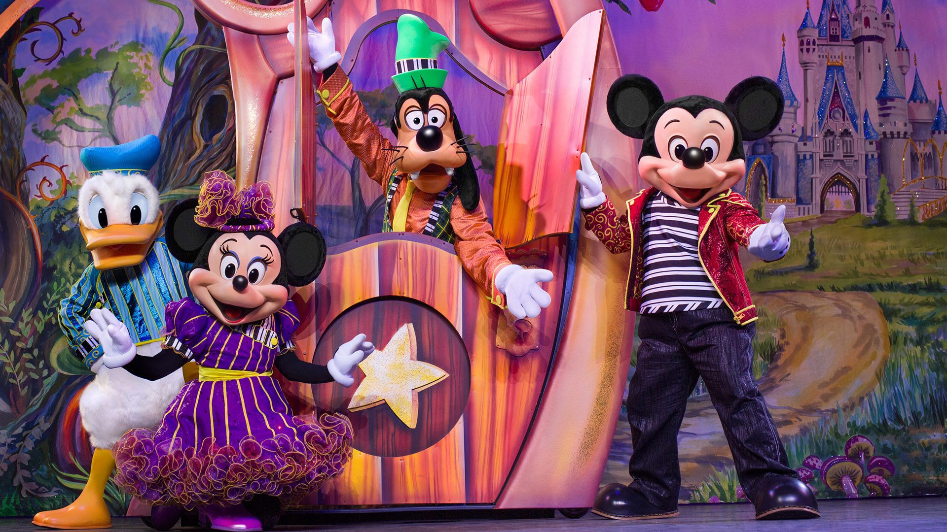 Tickets on sale soon for an enchanting night with Mickey, Minnie and other Disney favorites