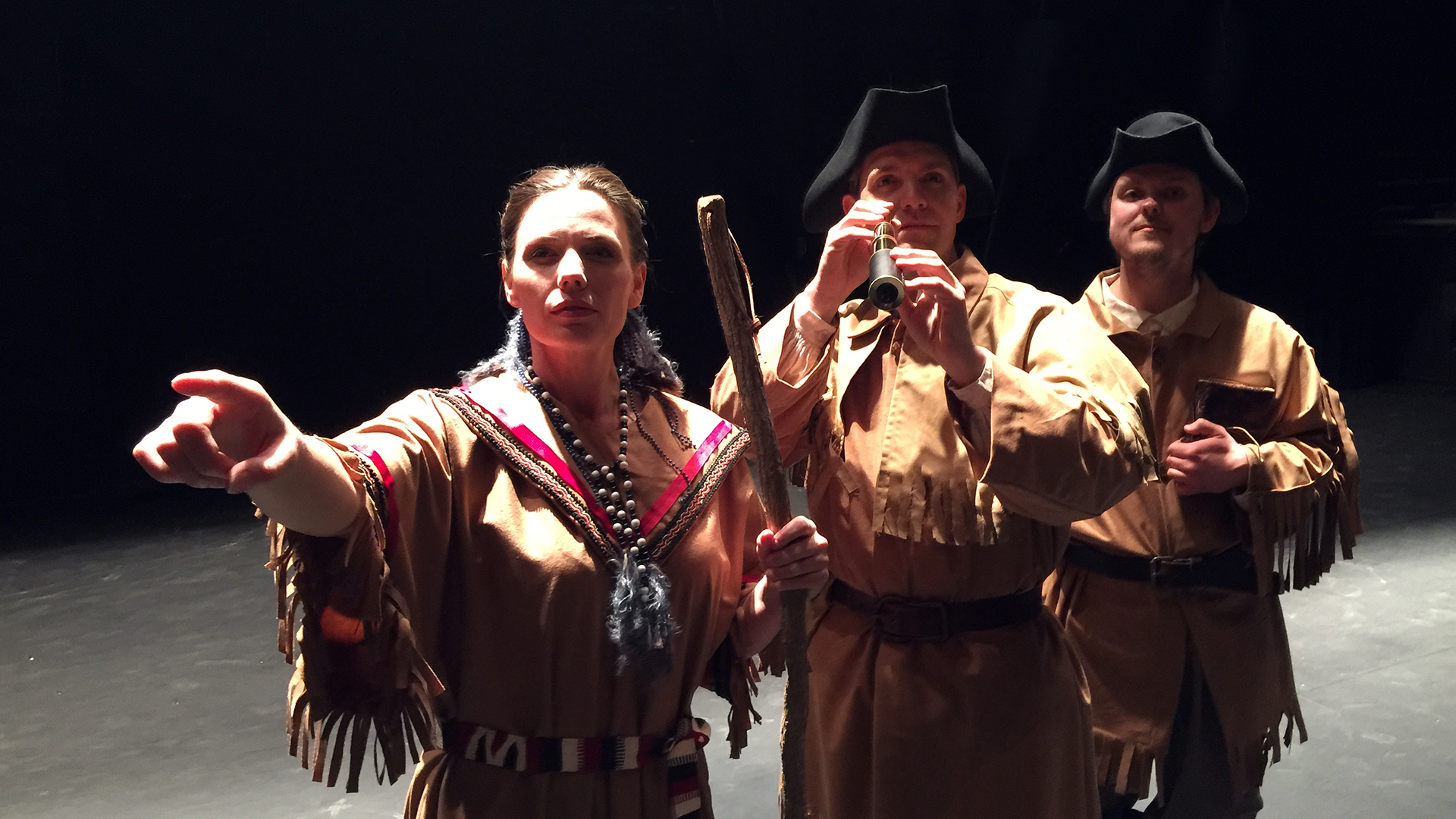 Amarillo Opera to explore new territory with Lewis & Clark-inspired 'Dream of the Pacific'