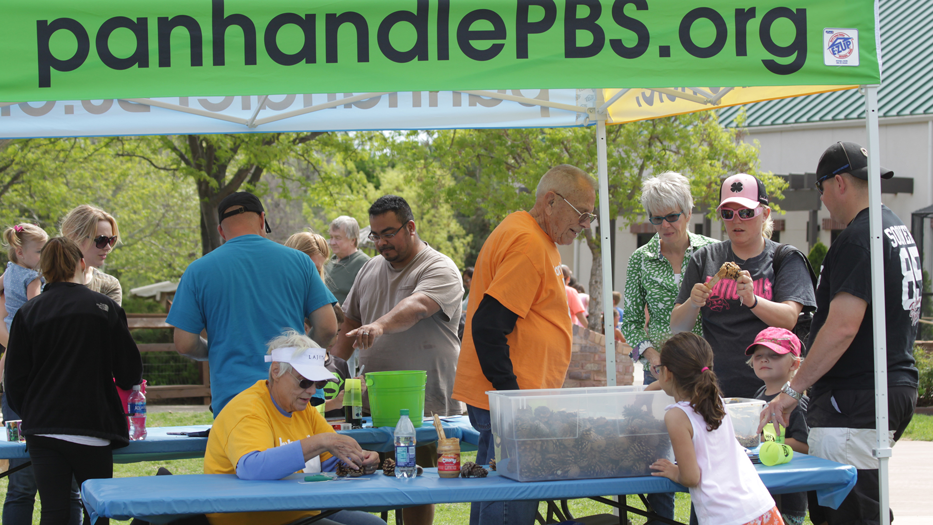 Earth Day celebrations to include Wildcat Bluff, Amarillo Zoo and Panhandle PBS events