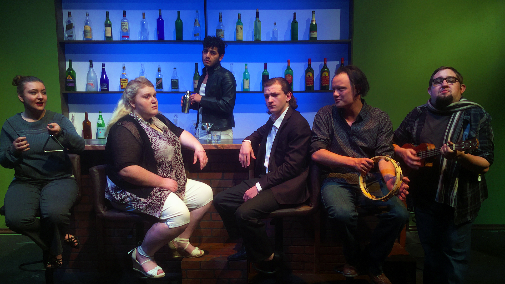 In TheatreAC's 'First Date,' tunes tell the tale of an awkward start to romance