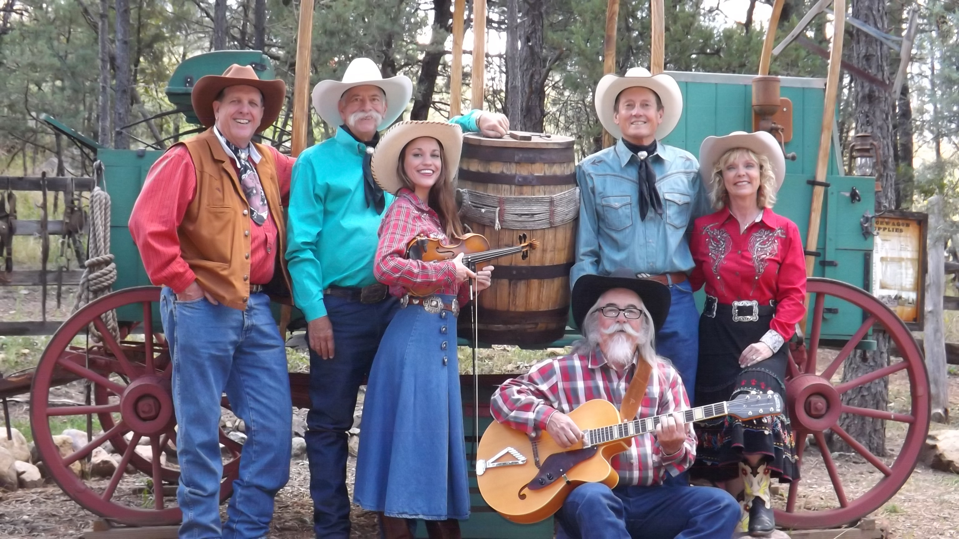 Night of old-school cowboy songs in Palo Duro Canyon on tap from Flying J Wranglers and 'Texas' producers