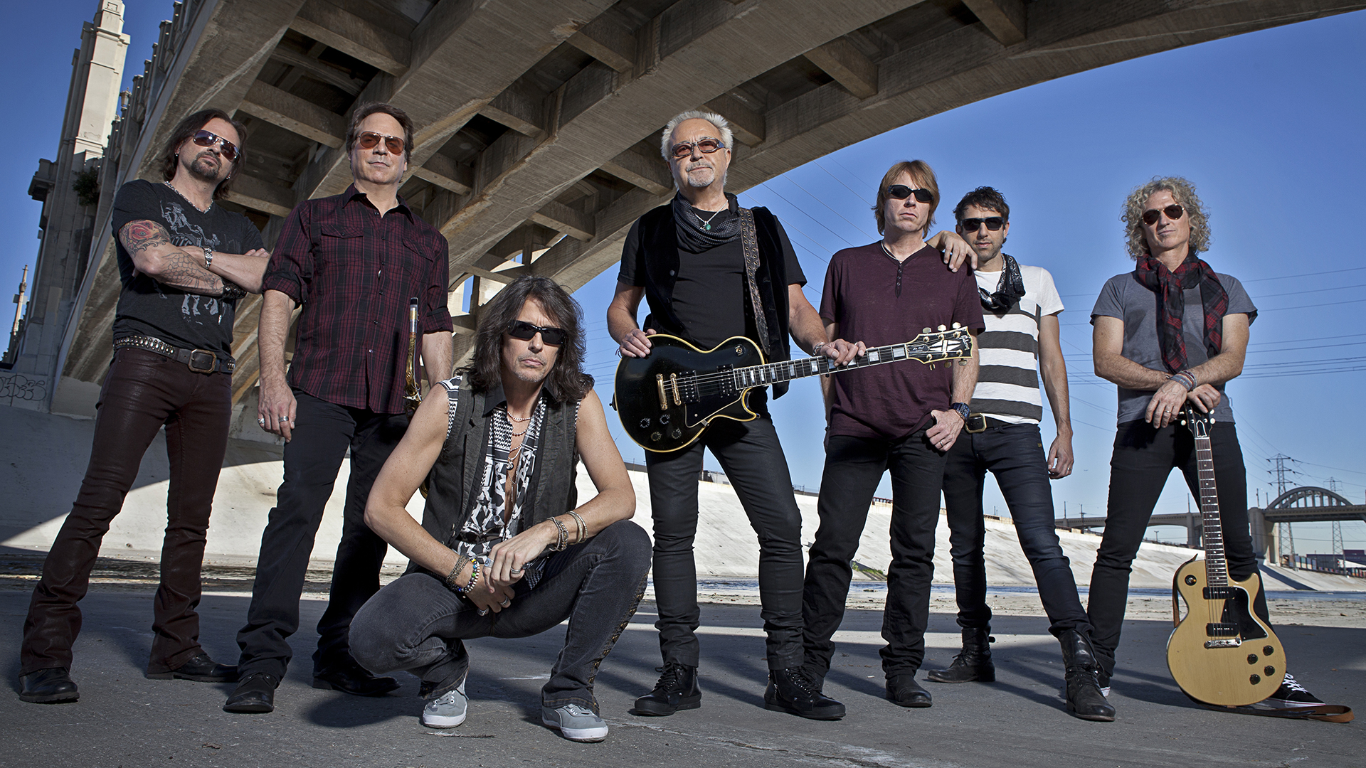 Why Foreigner's Tom Gimbel may be having more fun than anyone else in the rock band