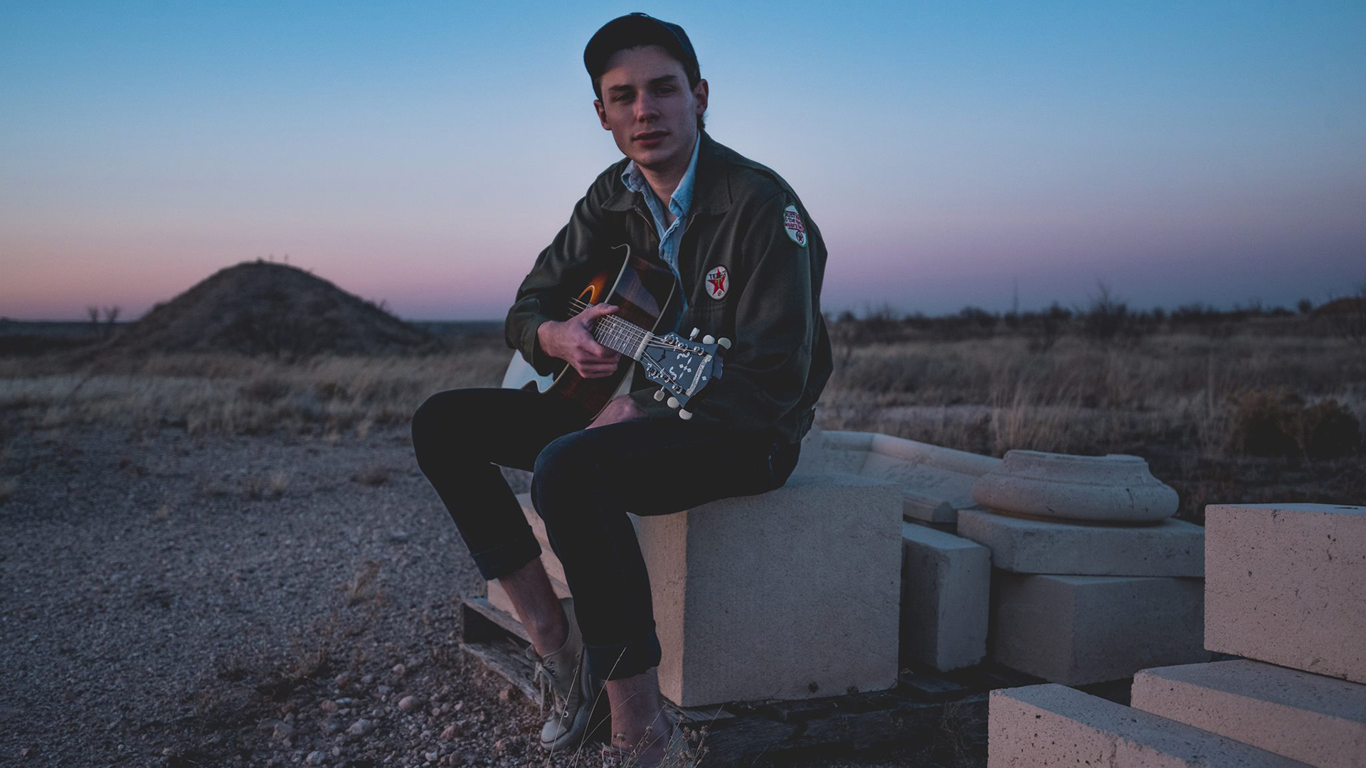 Young but acclaimed musician Hayden Pedigo composes ode to Amarillo's 'hard-earned beauty'