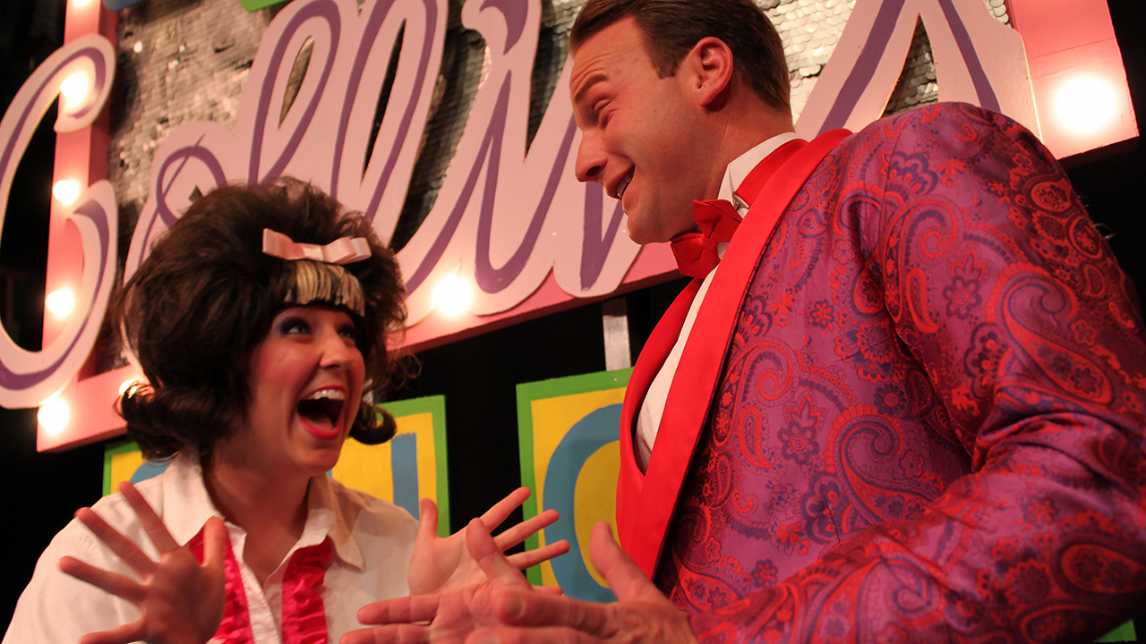 In ALT's 'Hairspray,' serious roots underscore frothy fun