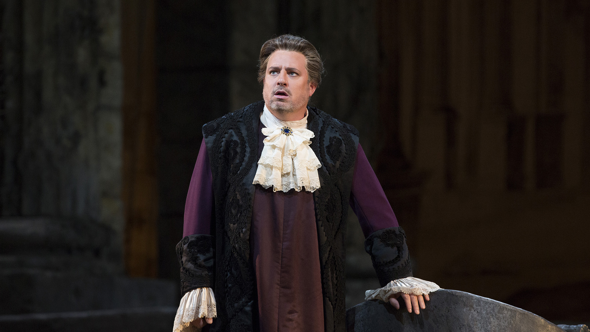 'Great Performances' to highlight Mozart's take on the Trojan War in 'Idomeneo'