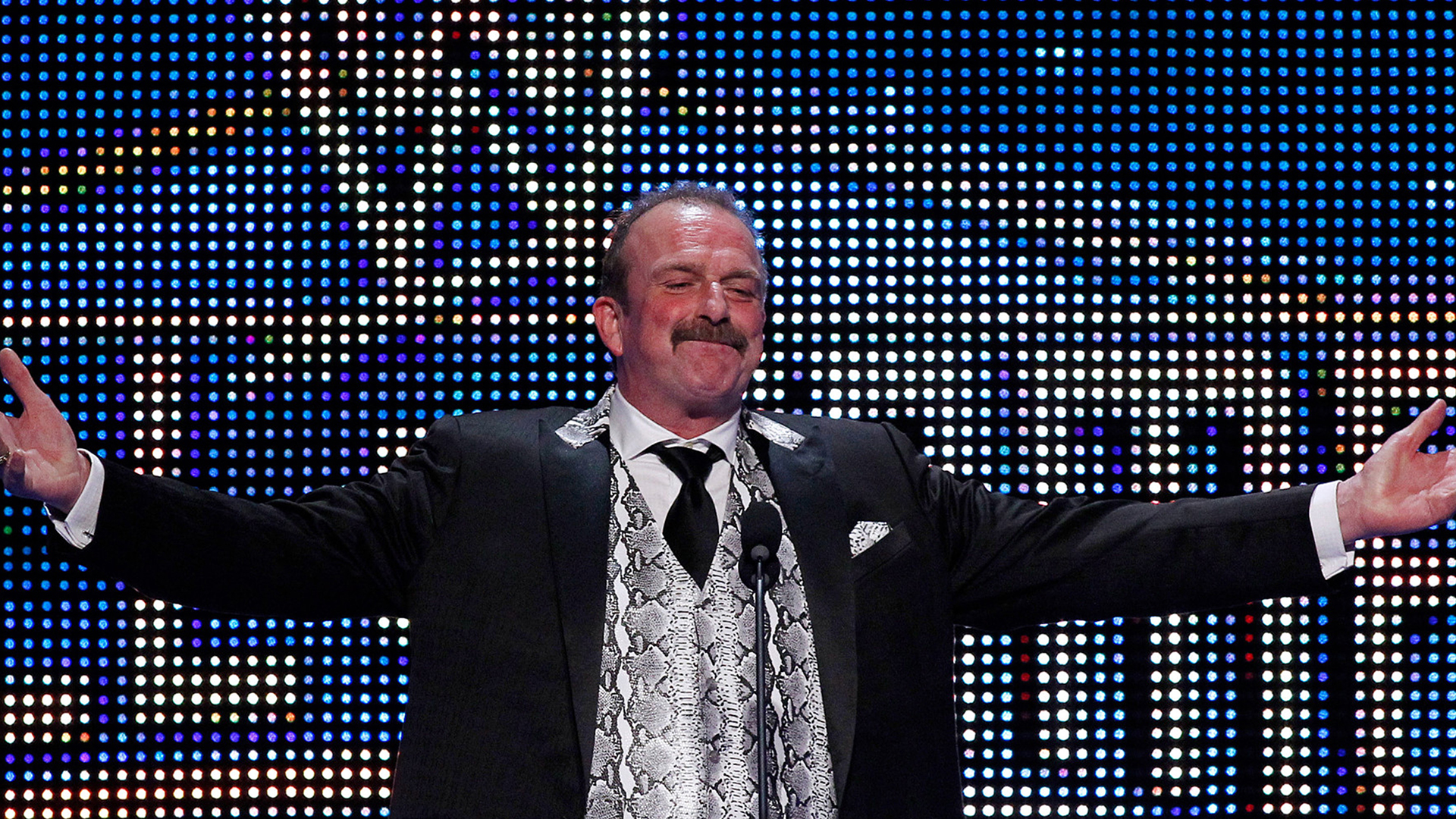 YC3 headliner Jake 'The Snake' Roberts: 'Wrestling didn't make me do drugs. I did drugs because I wanted to'