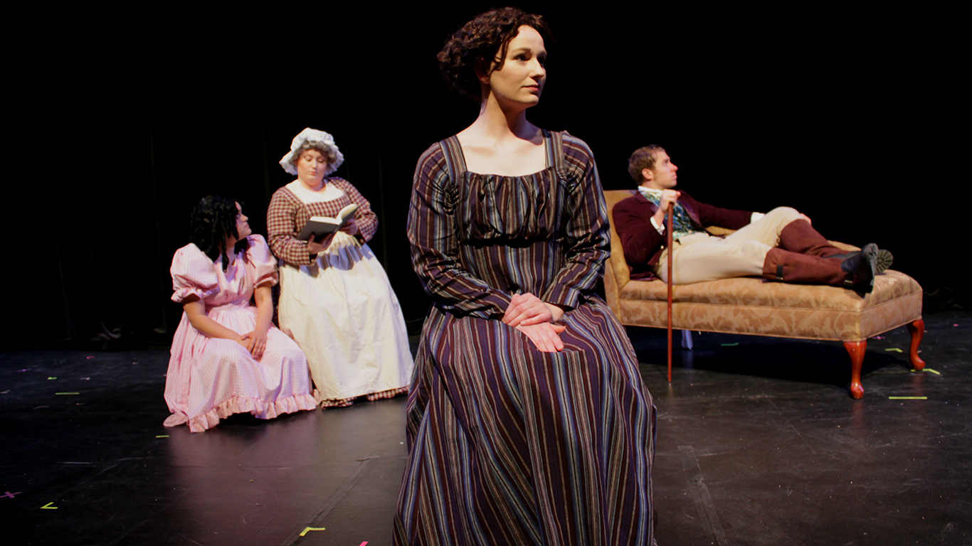 Sweeping musical adaption of 'Jane Eyre' to open Thursday at WT