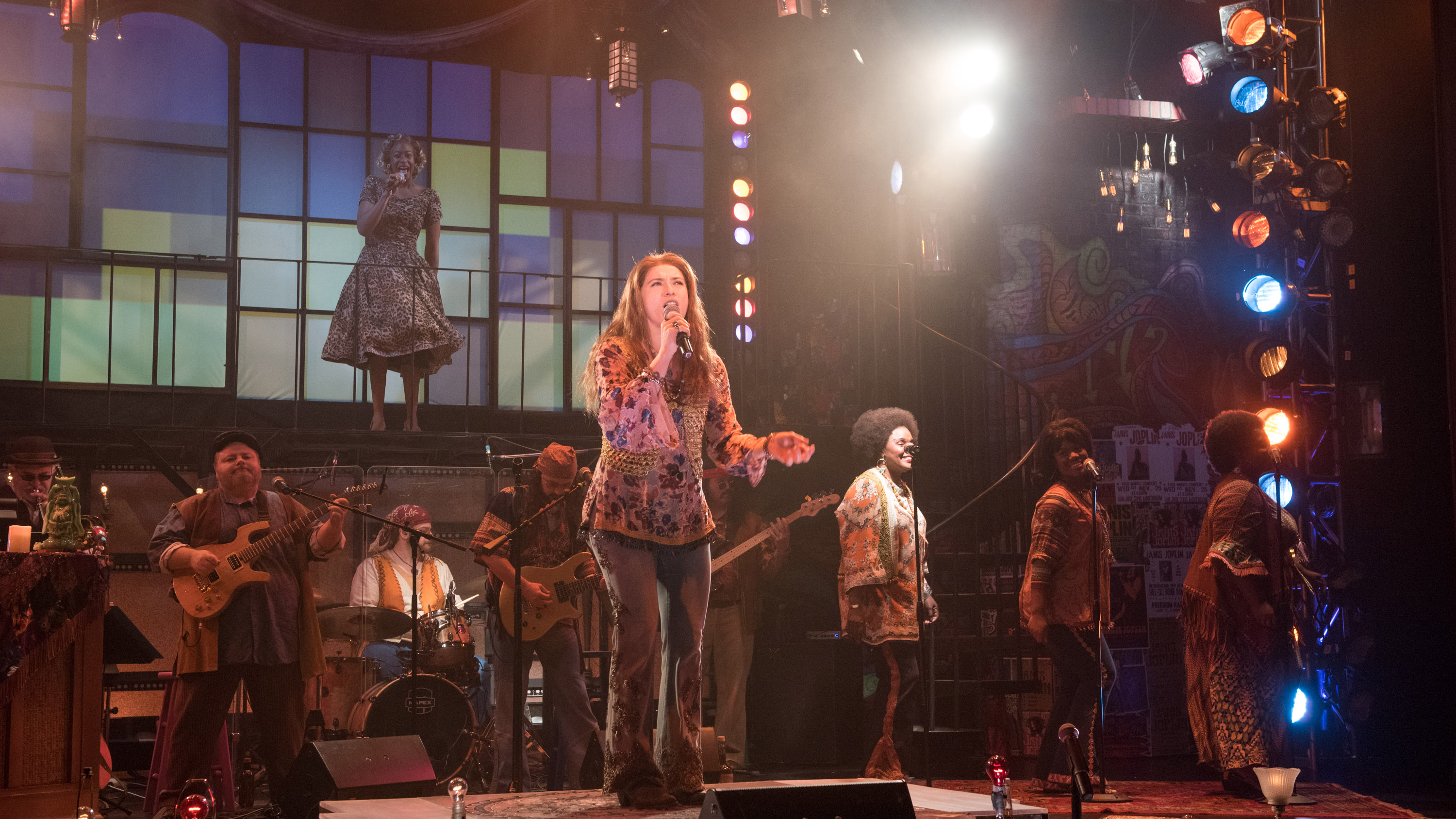 'She found her own voice': Janis Joplin lives again in theatrical production 'A Night with Janis'