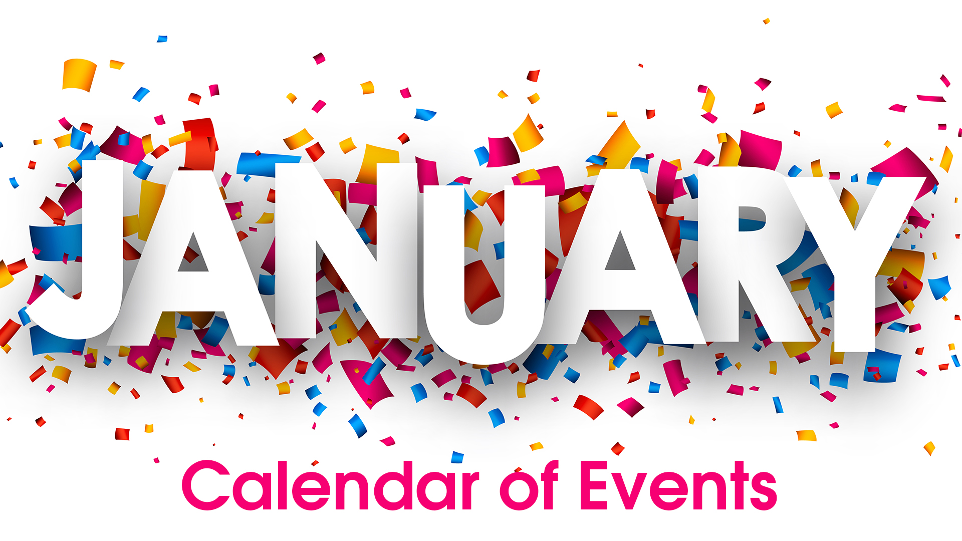 January calendar of events: AMoA Open, Concerto Extraordinaire, WWE Live, Disney Live, more