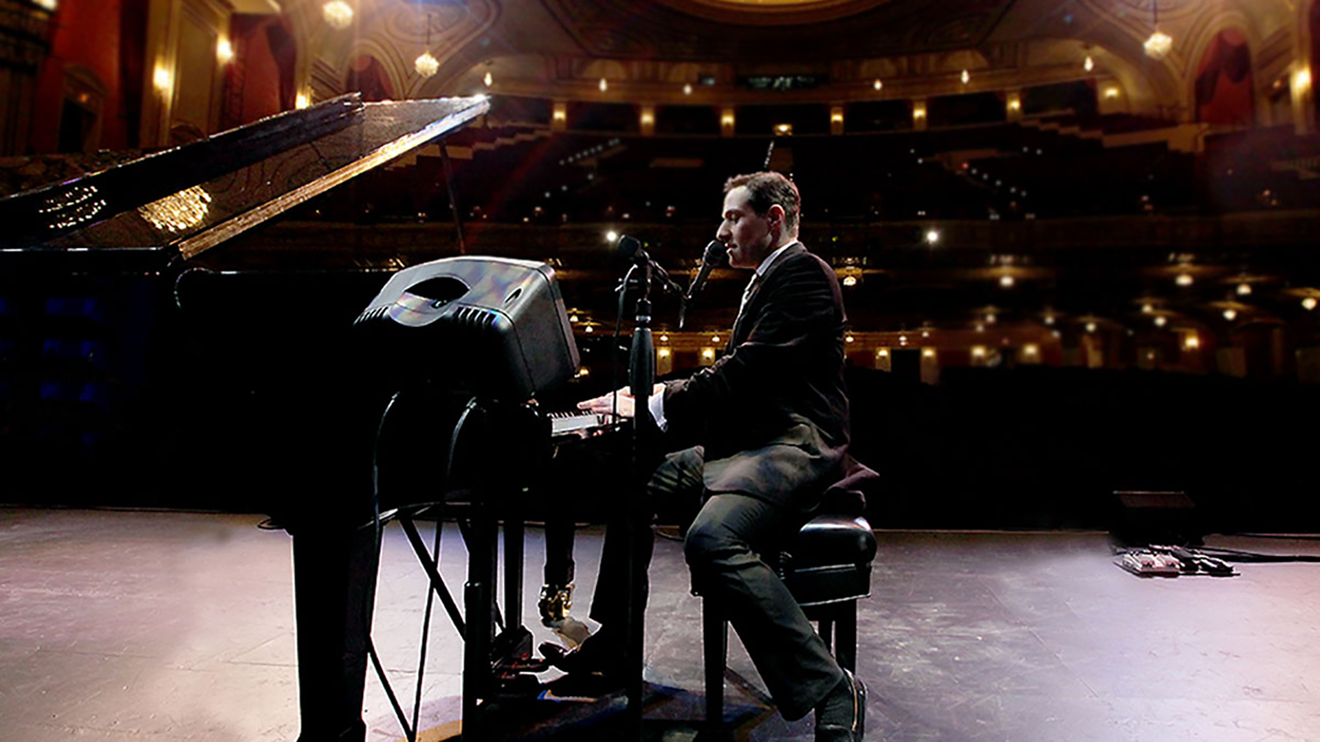 How 'naivety and ignorance' built a career for pianist Jim Brickman
