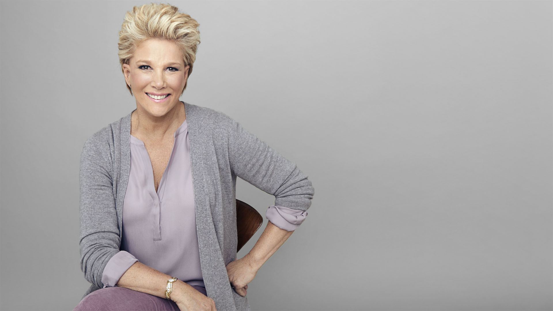 Joan Lunden on overcoming fear of public speaking, finding a rewarding new mission and her admiration for Laura W. Bush Institute