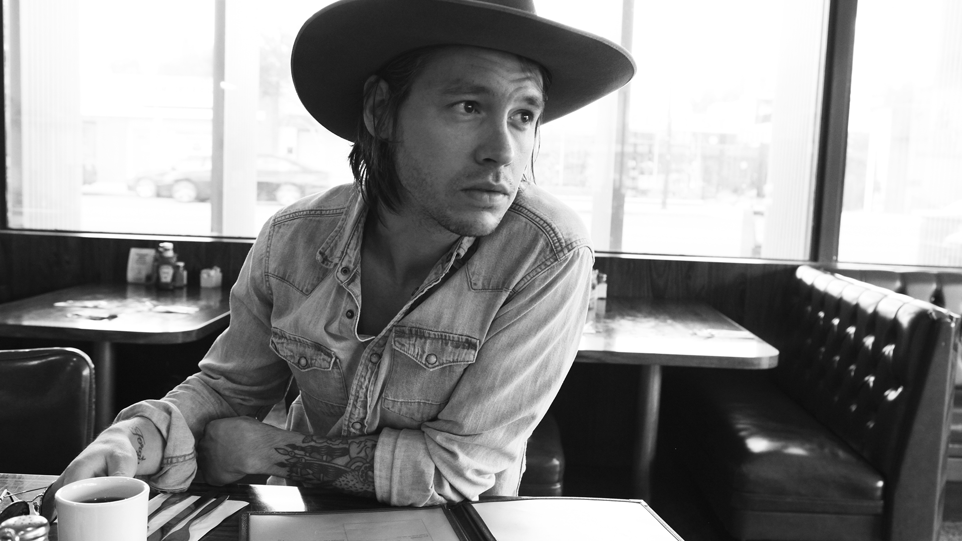 Jonathan Tyler on finding new fuel in playing a supporting role