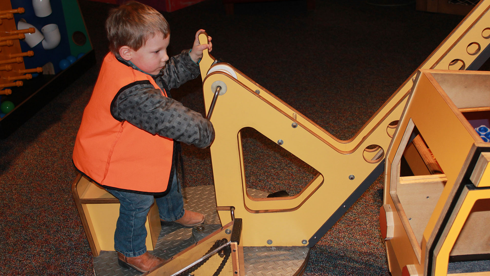 Discovery Center hopes to build stronger young minds with 3 new exhibits