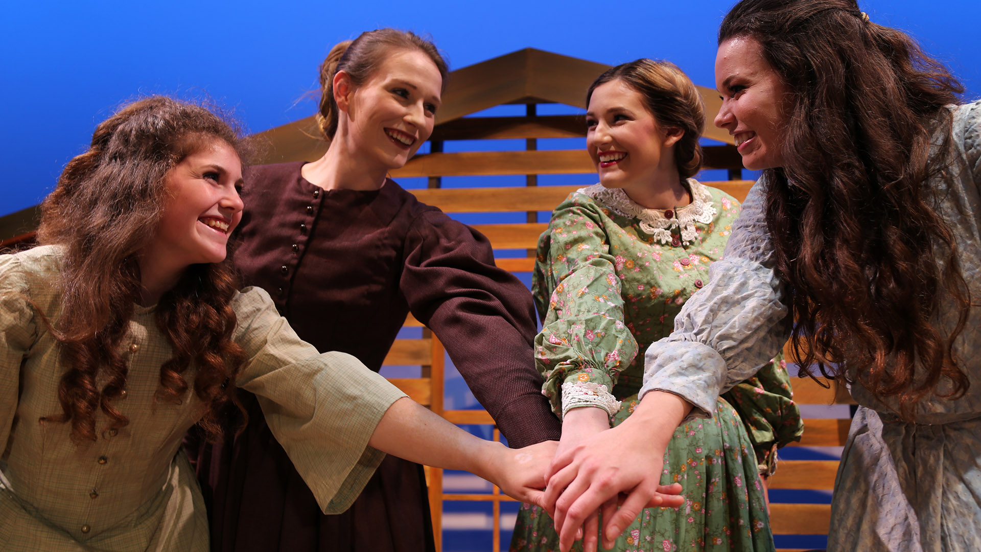 'Uplifting, positive cast' to stage 'Little Women' musical at WT