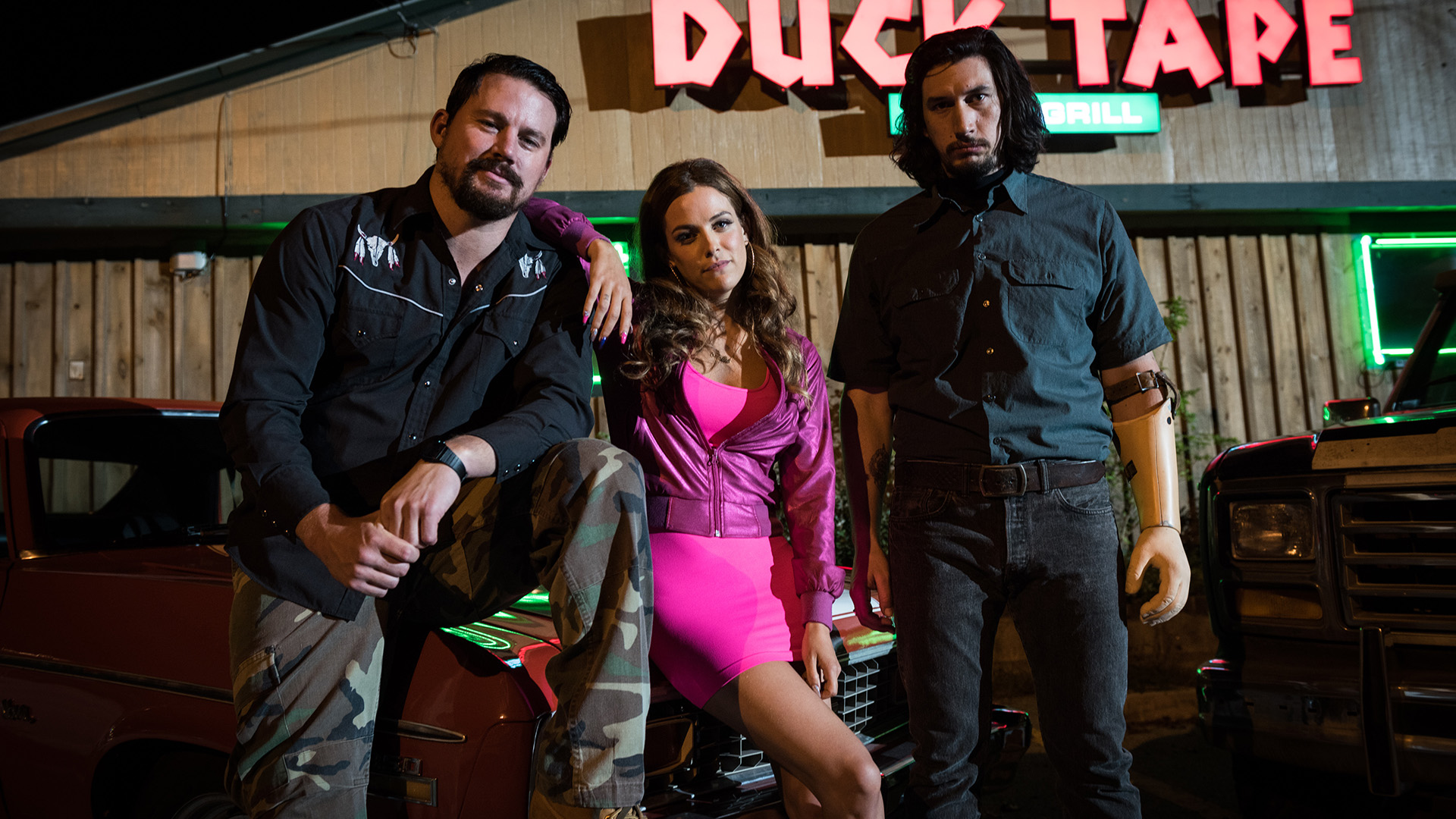 Movie reviews: 'The Hitman's Bodyguard,' 'Logan Lucky' and 'Wind River'