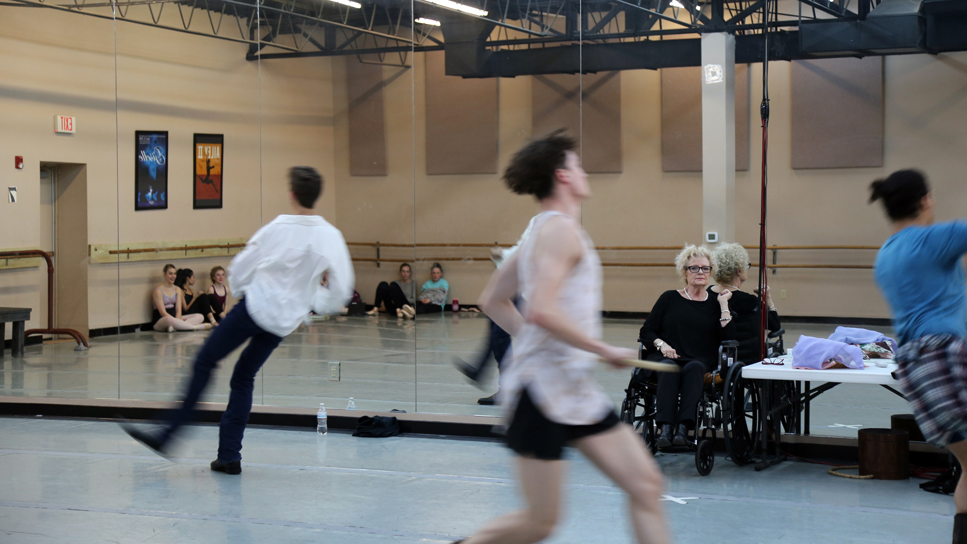 Wild hearts can't be broken in Lone Star Ballet's new show, but a femur can