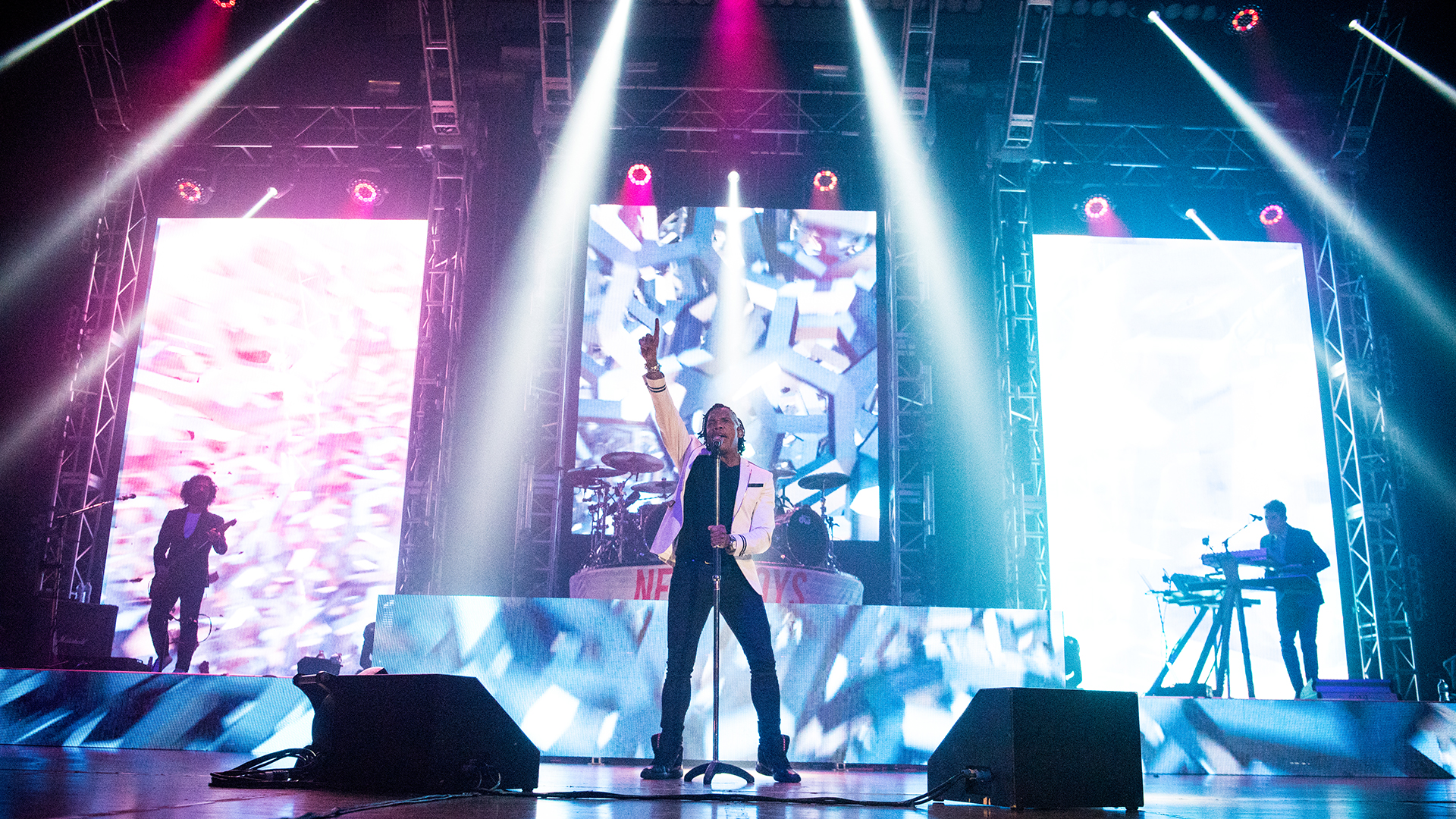Newsboys' Michael Tait on the 'diversity' of band's Big Church Night Out tour: 'It's awesome'