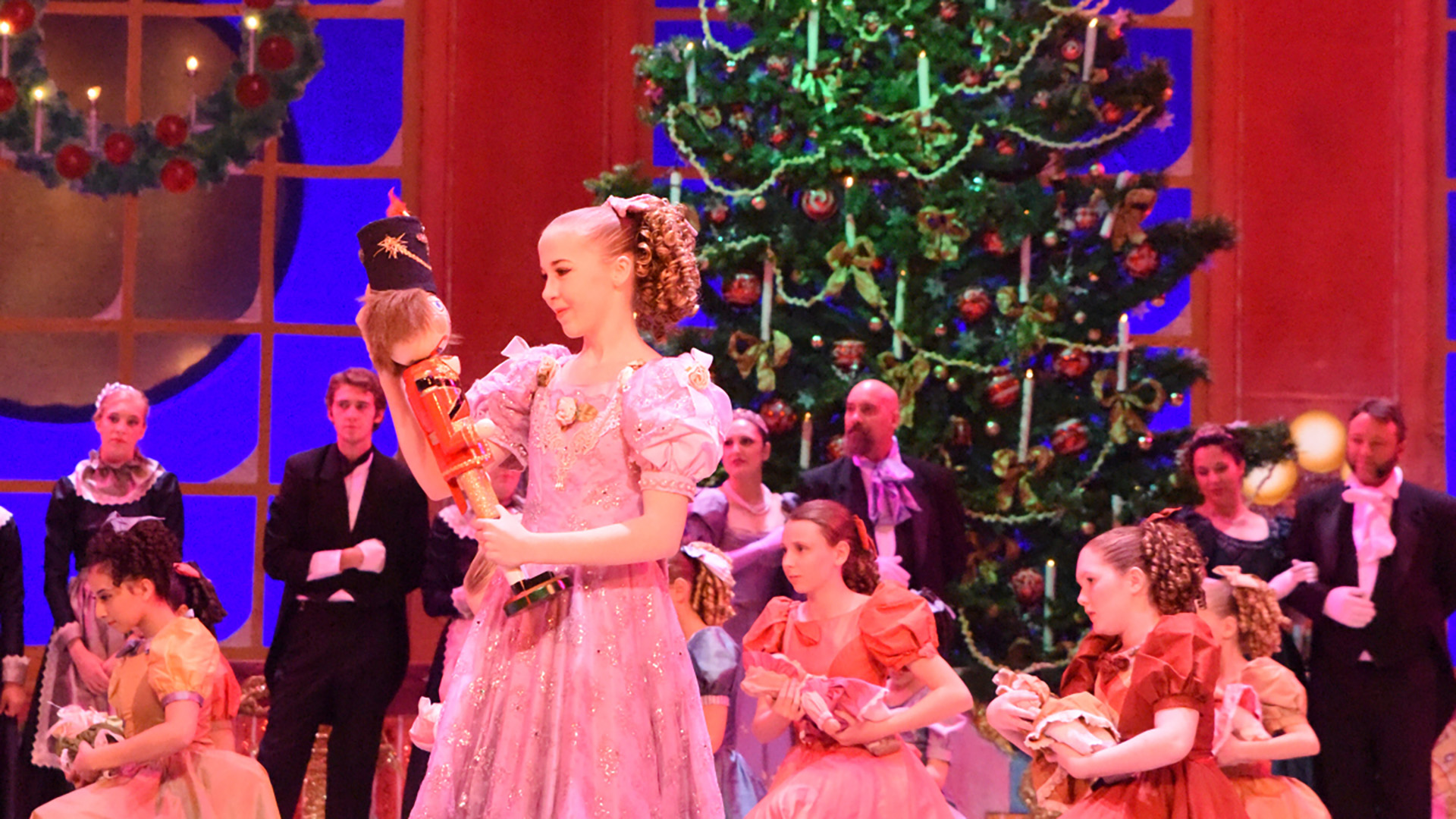Lone Star Ballet's 'Nutcracker' is 'a family affair'