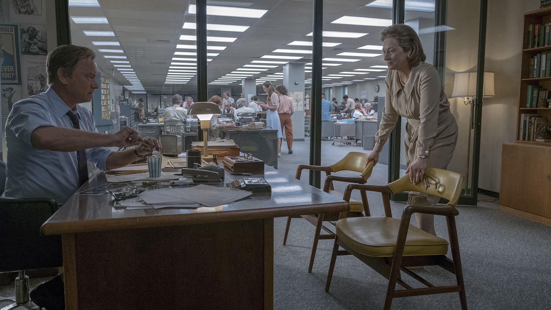 Movie Watch: Amarillo film options for Jan. 11 to 18, including 'The Post,' 'Paddington 2,' 'Proud Mary,' more