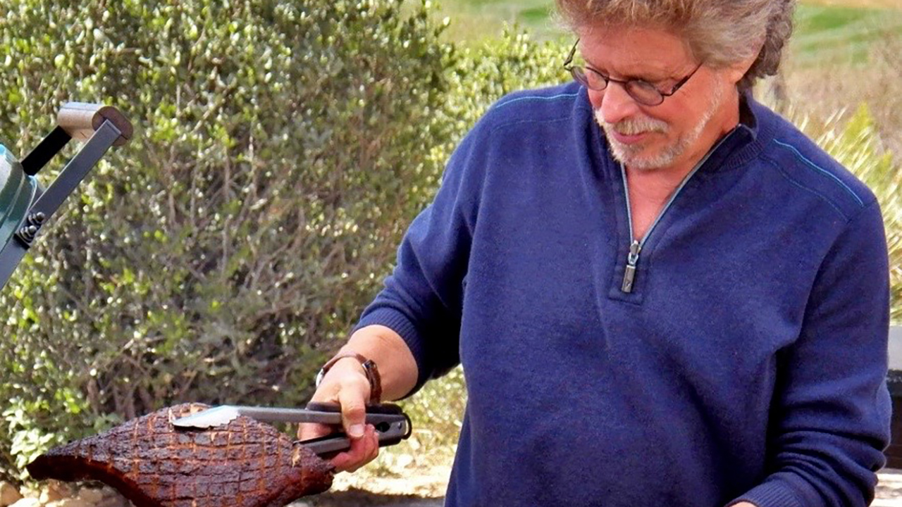 BBQ master Steven Raichlen on the primal attraction of grilling and why Texas barbecue is better than most