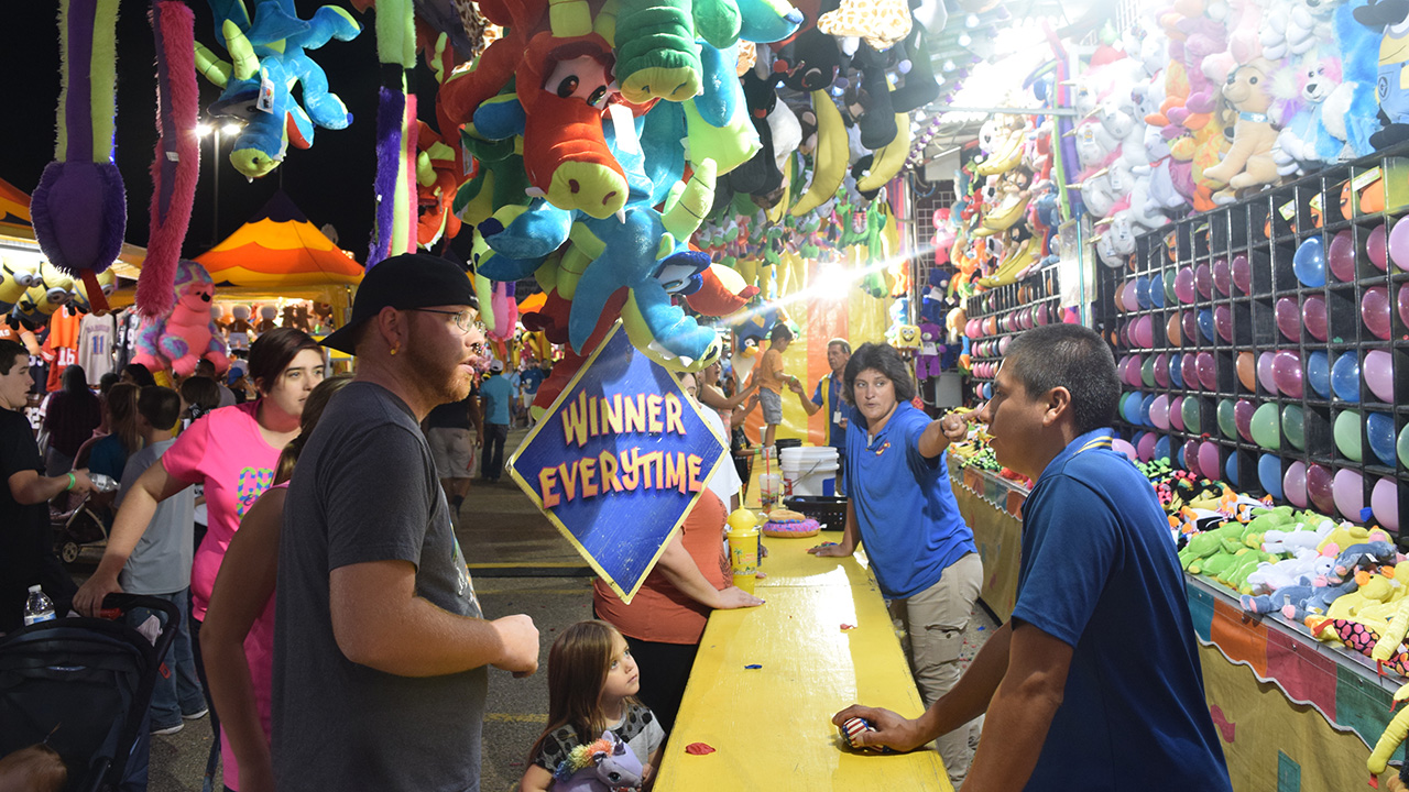 Amarillo Tri-State Fair to bring fun, food and stomach-flinging rides back Friday