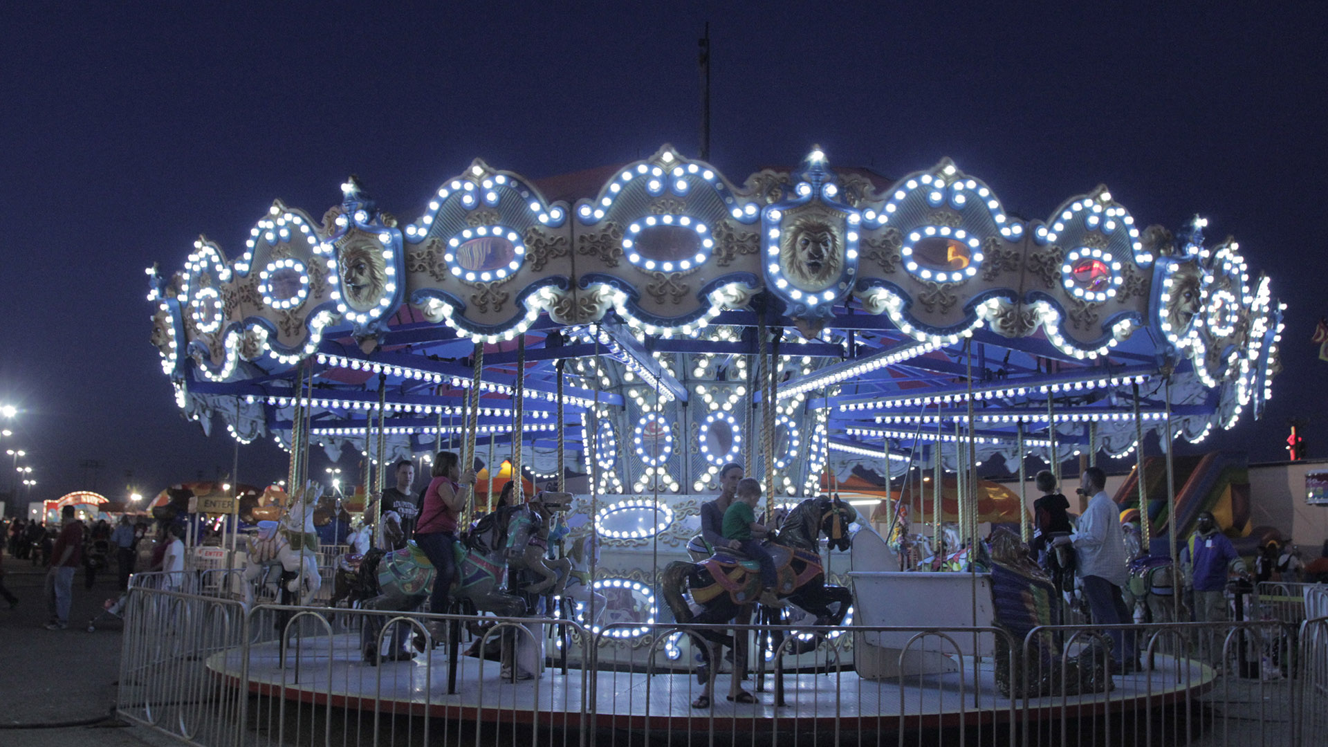 Amarillo Tri-State Fair & Rodeo action to return Friday