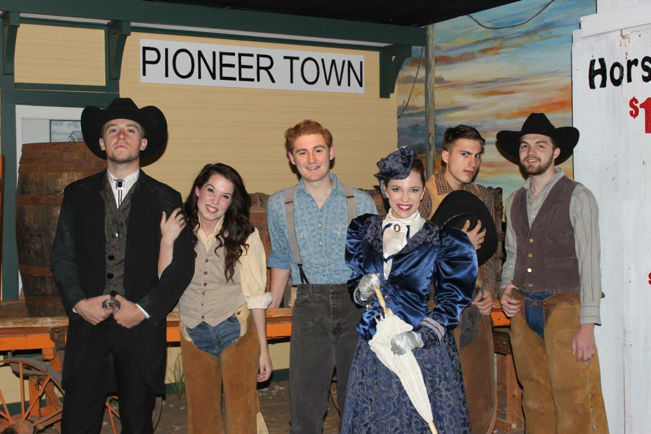'Texas ' to open 51st season Friday