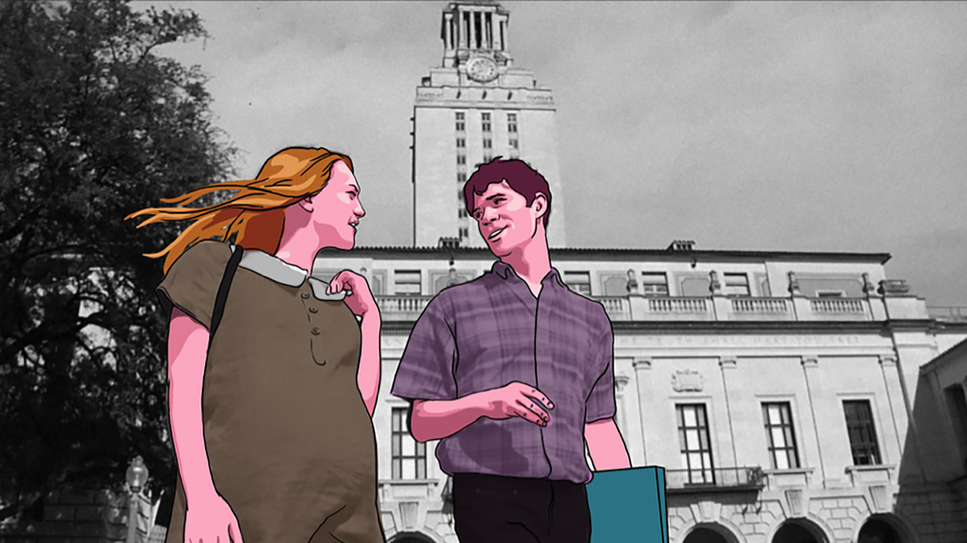 Imaginative documentary 'Tower' revisits 1966 mass shooting at UT