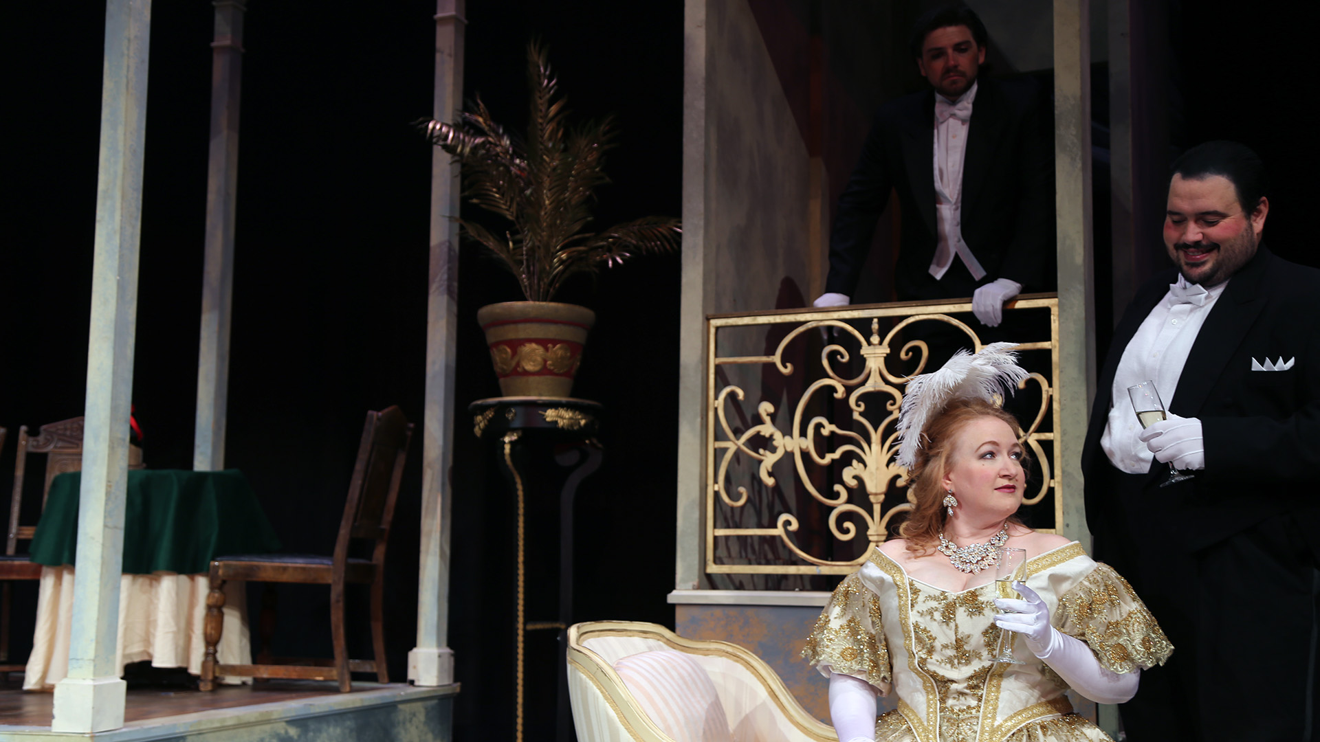Amarillo Opera to open season with 'La Traviata,' starring Suzanne Ramo and Eric Barry