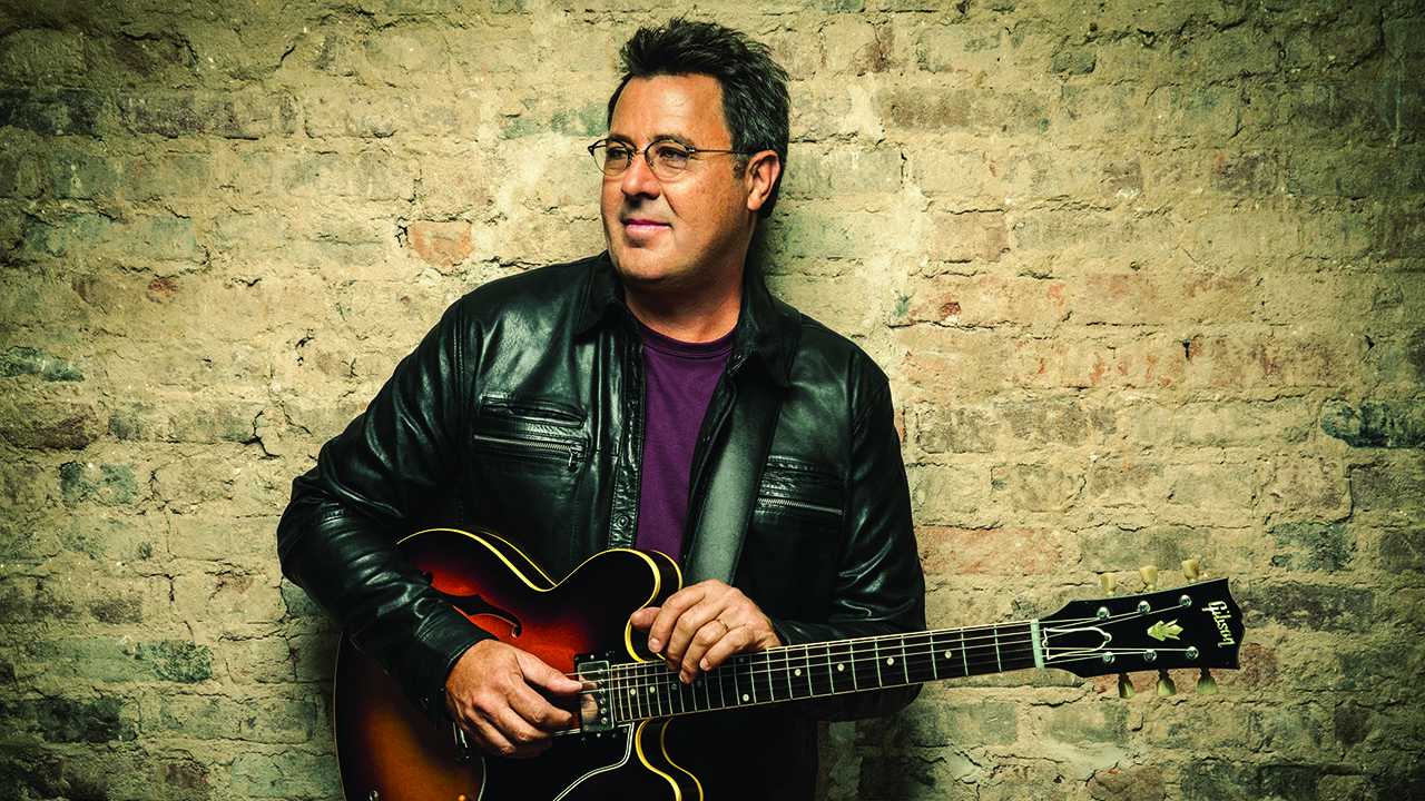 Vince Gill: 'I'm crazy about music'