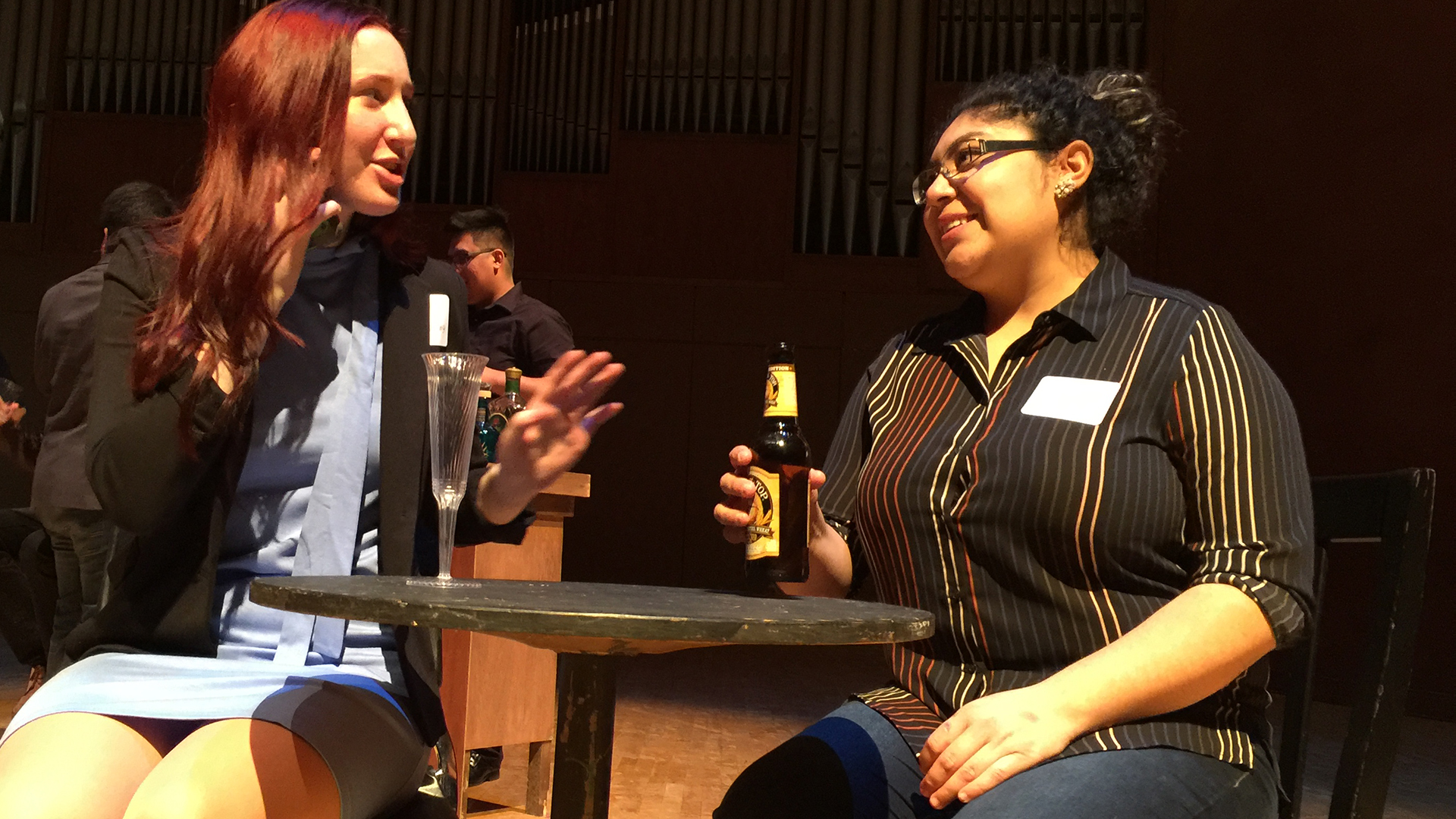 WT opera students are loving blind in new production of 'Speed Dating Tonight'
