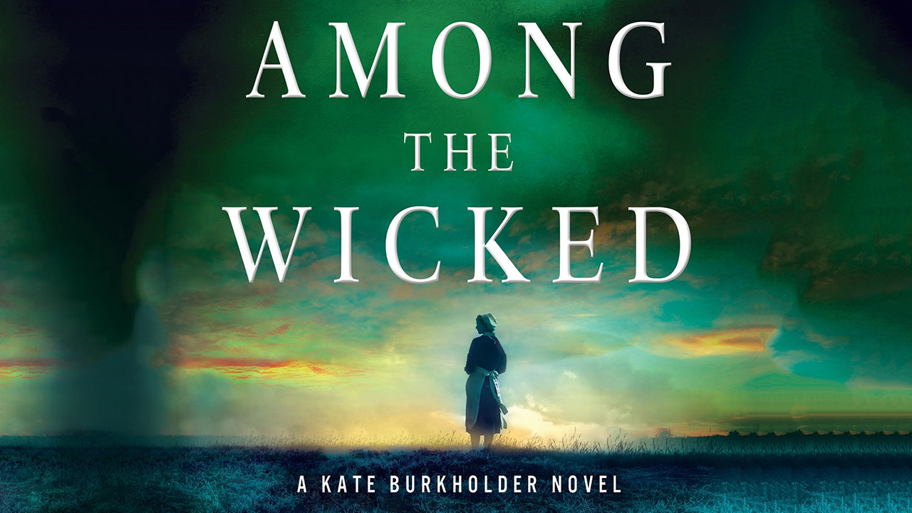 Amarillo-based author Castillo back with another 'Wicked' tale set among the Amish