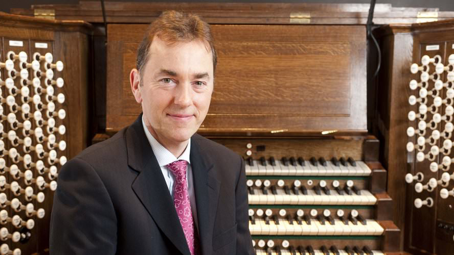 FASO anniversary season to close with world-renowned organist