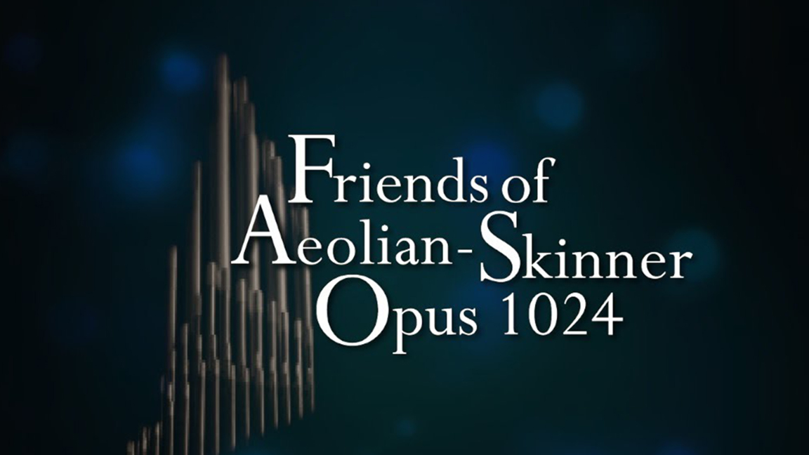 FASO Amarillo: Friends of Aeolian Skinner