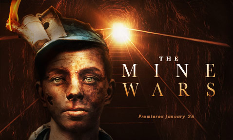 They fought a 'war' to unionize mines