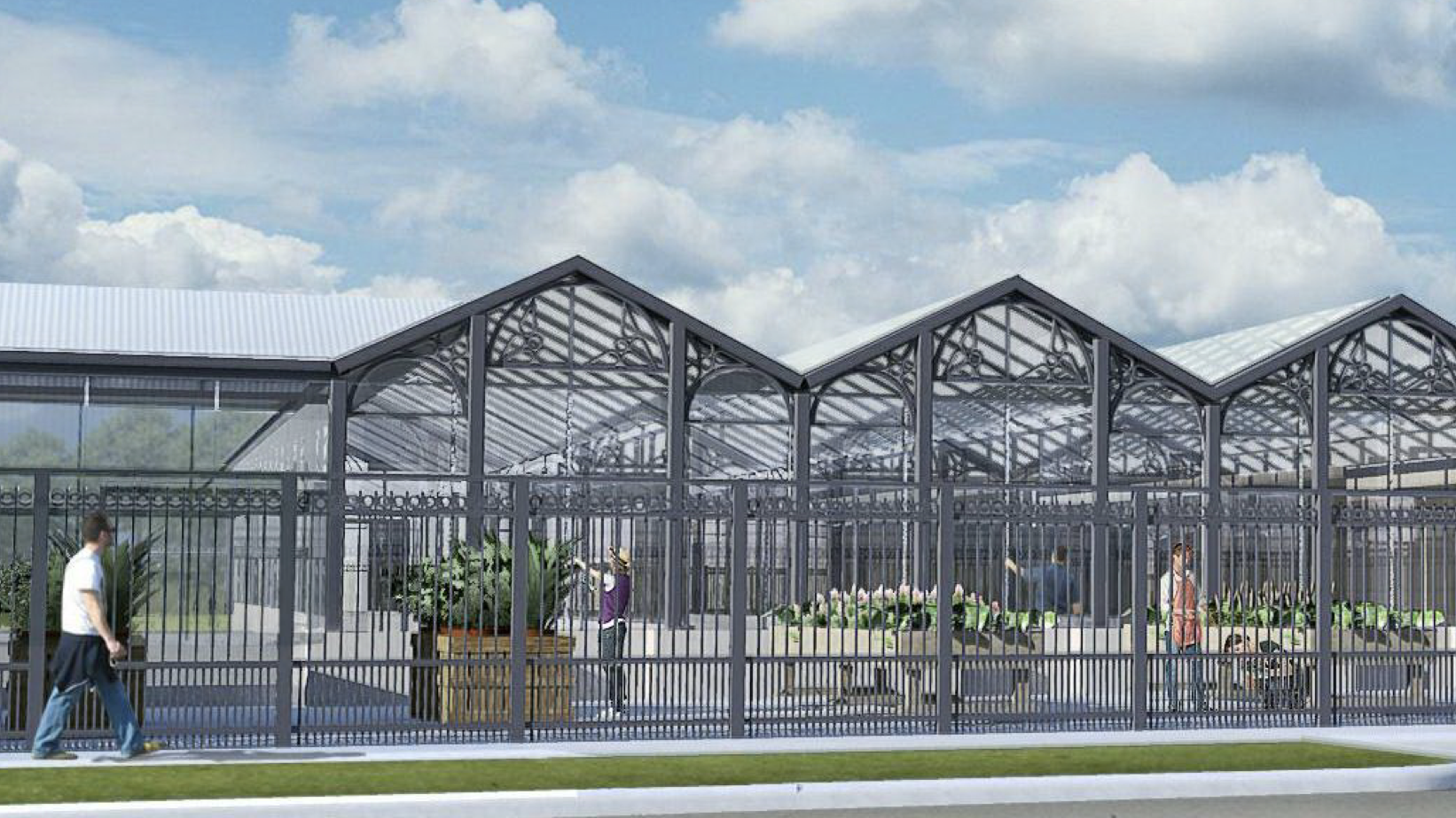 AC begins STEM greenhouse construction