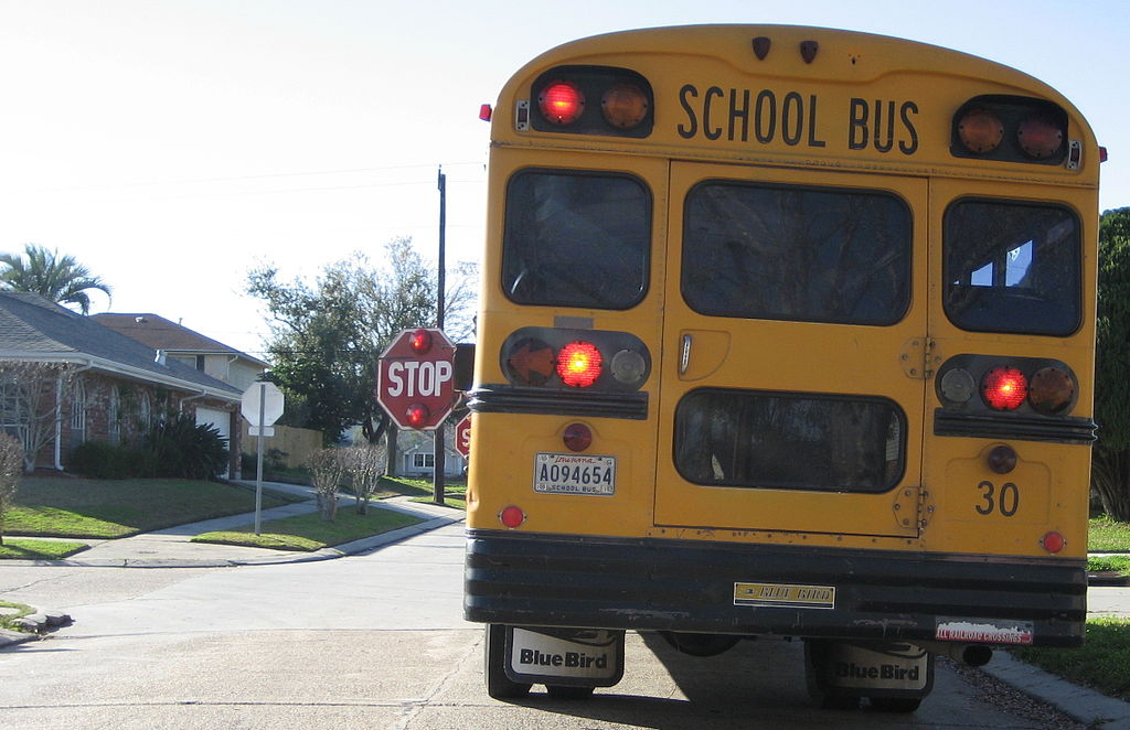 Back to school, back to traffic safety zones