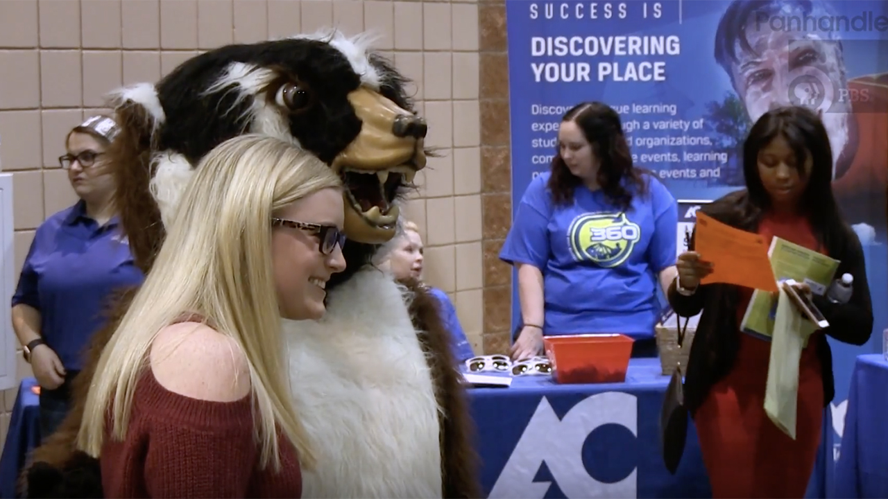 Amarillo College reaches out to hundreds of high school seniors with 'Success 360'