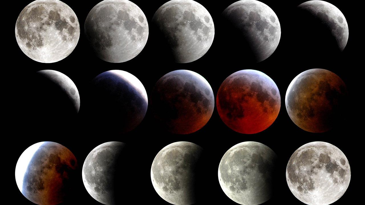 Good Panhandle weather likely for 'super blue blood' lunar eclipse