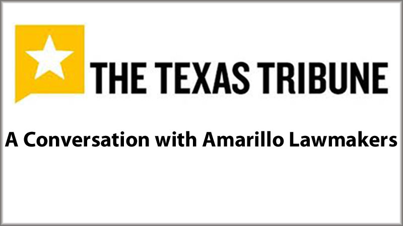 A Conversation with Amarillo Lawmakers