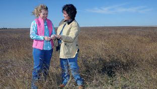 Women Taking Over Farms Learn the Lay of the Land