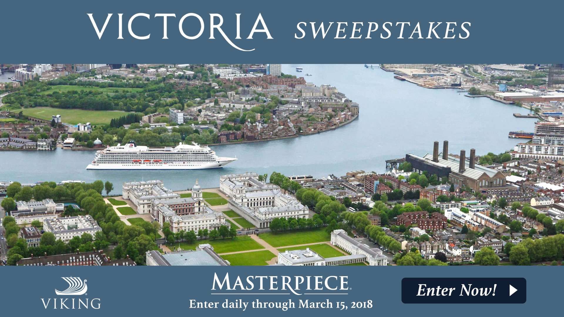 VICTORIA Sweepstakes