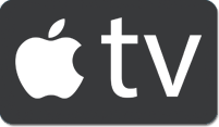 graphic of Apple TV brand