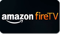 graphic of Amazon FireTV brand