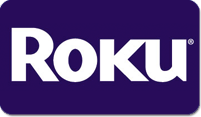 graphic of Roku brand