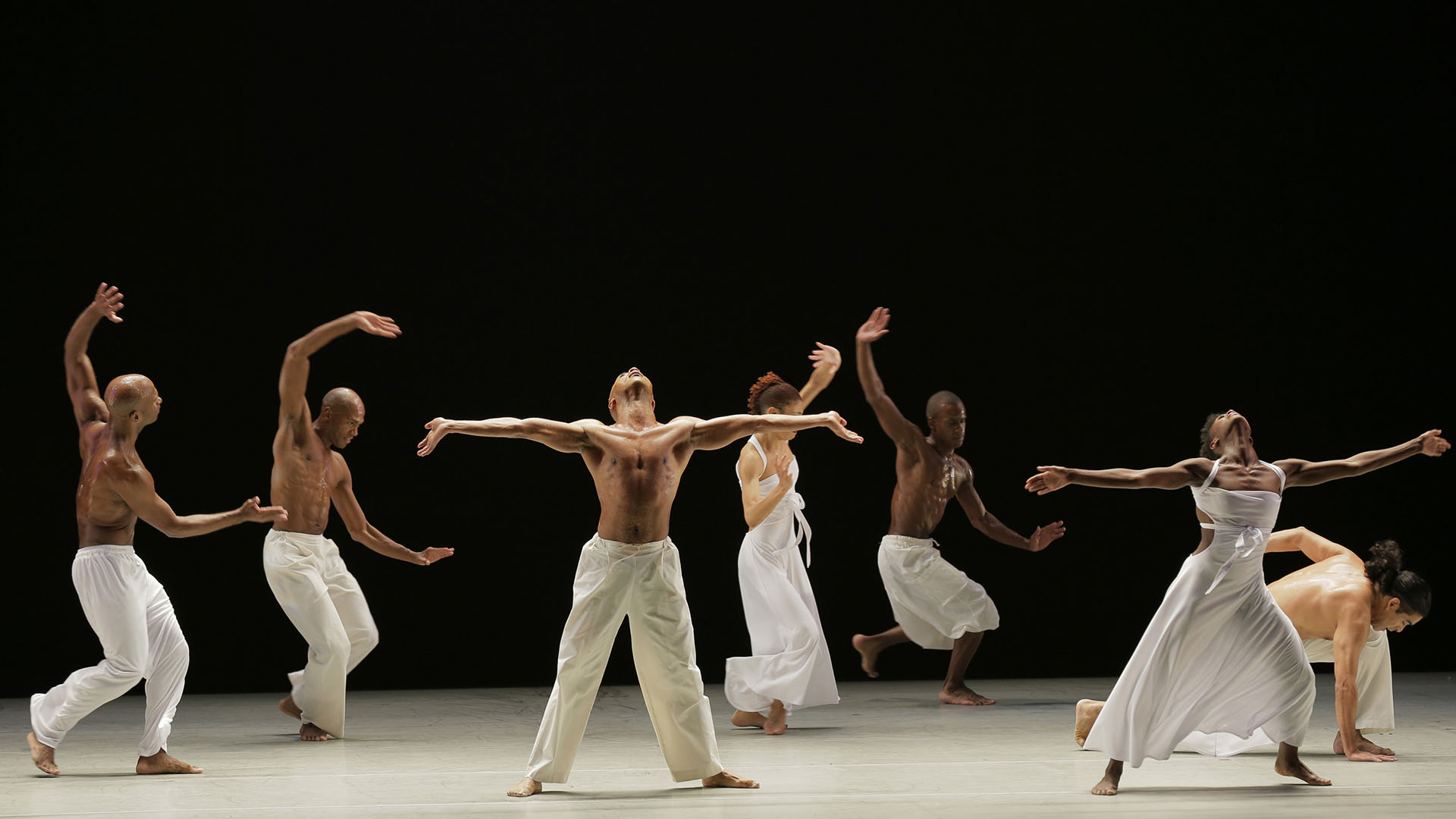 Lincoln Center at the Movies: Alvin Ailey American Dance Theater